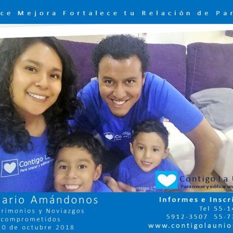 2018.10 Seminario Amándnonos (Mex)